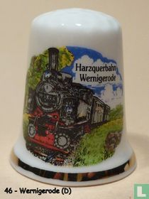 Wernigerode (D) - Harzquerbahn