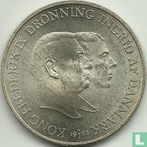 "Denemarken 2 kroner 1953 ""Campaign against Tuberculosis in Greenland"""