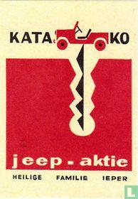 Katako jeep-aktie