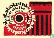 Katako aktie Jeep - H. Familie