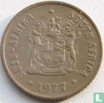 Afrique du Sud 1 cent 1977