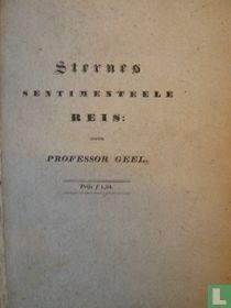 Sterne's sentimenteele reis door Frankrijk en Italië