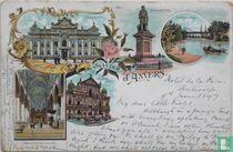 Souvenir d'Anvers