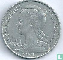 Afar et Issaland français 5 francs 1975