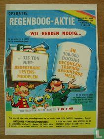 affiche Regenboog-aktie