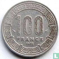 Cameroon 100 francs 1975