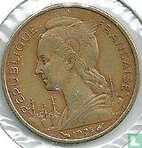 Français des Afars et des Issaland 10 francs 1975