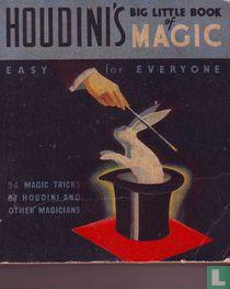 Houdini's Big Little Book of Magic