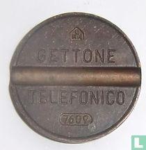Gettone Telefonico 7609 (CMM)