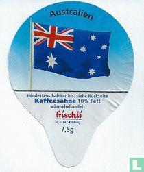 Frischli - Flaggen - Australien