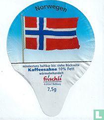 Frischli - Flaggen - Norwegen