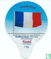 Frischli - Flaggen - Frankreich