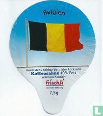 Frischli - Flaggen - Belgien