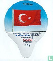 Frischli - Flaggen - Türkei