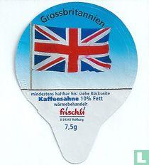 Frischli - Flaggen - Grossbritannien