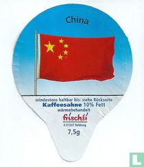 Frischli - Flaggen - China