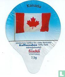 Frischli - Flaggen - Kanada
