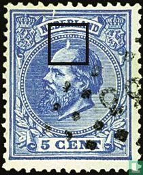 Koning Willem III (P2)