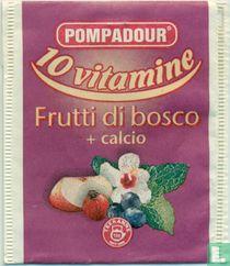 10 Vitamine Frutti di bosco + calcio