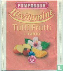 10 Vitamine Tutti Frutti +calcio