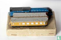 Express Passenger Train Set
