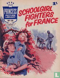 Schoolgirl Fighters for France