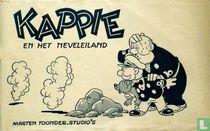 Kappie en het Neveleiland [uitg. Provinciale Zeeuwsche Courant]