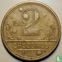 Brazilië 2 cruzeiros 1945 kopen