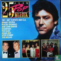 25 Jaar Popmuziek 1981