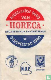 Nederlandse Bond van Horeca - Congresstad 1960