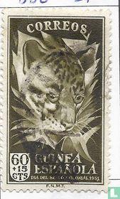Dag van de koloniale postzegel