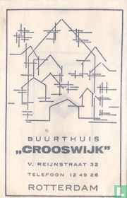 "Buurthuis ""Crooswijk"""