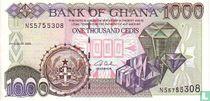 Ghana 1.000 Cedis 2003