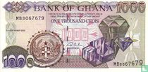 Ghana 1.000 Cedis 2002