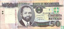MOZAMBIQUE  50 Meticais