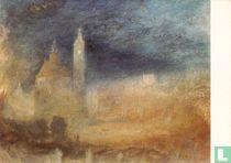 A Conflagration, Lausanne, ca. 1836