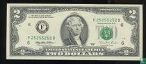Verenigde Staten 2 dollars 1995 F