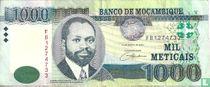MOZAMBIQUE  1000 Meticais
