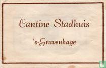 Cantine Stadhuis 's-Gravenhage