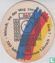 Lasser Serie / 150 Jahre Sparkasse Lörrach