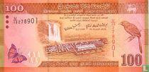 Sri Lanka 100 Rupees 2010