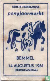 Eerste Nederlandse Ponyjaarmarkt