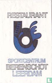 Restaurant Sportcentrum Berenschot