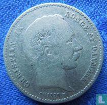 Denemarken 1 krone 1876