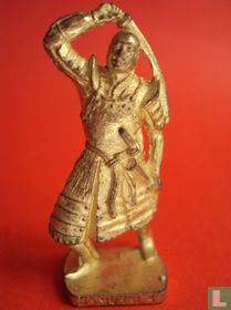 Samurai 4 (goud)