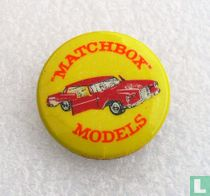 """Matchbox"" models (Mercedes-Benz 220 SE)"