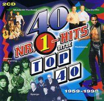 40 nr. 1-hits uit de top 40 (1959-1998)