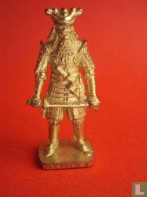 Samurai 2 (goud)