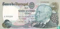 Portugal 20 Escudos