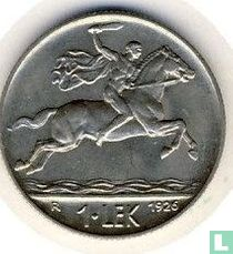 Albanië 1 lek 1926